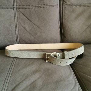 Rag&bone leather belt, bnwt, size M